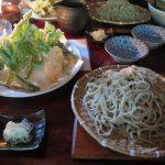 小谷村の、蕎麦処  蛍 に行きました